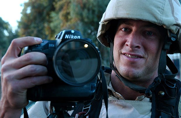 How to Become an Army Military Photographer