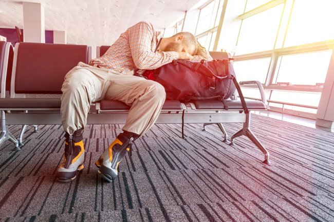 Here's What To Do if a Flight is Late